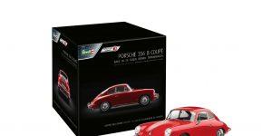 """Adventskalender """"Porsche 356 B Coupé"""" von Revell"""