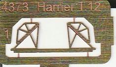 CMK-4373-Harrier-T-20 Umbausatz zum Harrier T.12 Doppelsitzer von CMK in 1:48 #4373