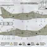 CMK-4373-Harrier-T-25-150x150 Umbausatz zum Harrier T.12 Doppelsitzer von CMK in 1:48 #4373