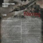"Eduard-11145-Adlertag-Bf-110-60-150x150 ""Adlertag"" Limited Edition Bf-110 von Eduard in 1:48 #11145"