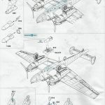 "Eduard-11145-Adlertag-Bf-110-77-150x150 ""Adlertag"" Limited Edition Bf-110 von Eduard in 1:48 #11145"
