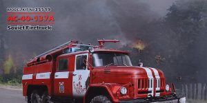 AC-40-137A Zil 137 Feuerwehr in 1:35 von ICM # 35519