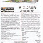Kovozavody-KPM-0141-MiG-23-UM-13-150x150 MiG-23 UM in 1:72 von Kovozavody # KPM 0141
