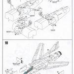 Kovozavody-KPM-0141-MiG-23-UM-17-150x150 MiG-23 UM in 1:72 von Kovozavody # KPM 0141