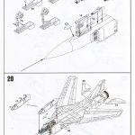 Kovozavody-KPM-0141-MiG-23-UM-18-150x150 MiG-23 UM in 1:72 von Kovozavody # KPM 0141