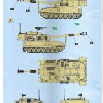 M109A6_0020-150x150 Panzerhaubitze M109A6 in 1:72 von Revell #03331