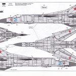 R.V.-Aircraft-72001-MiG-23-MF-15-150x150 MiG-23 MF in 1:72 von R.V. Aircraft # 72001