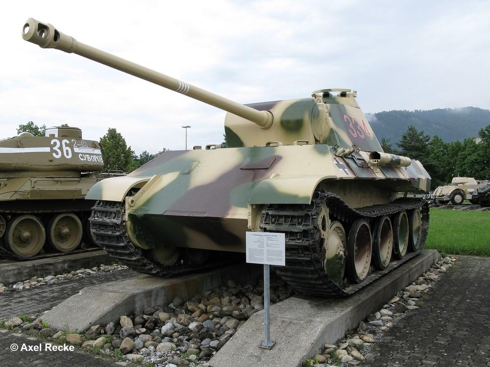 Revell-03273-Panther-Ausf.-D-C-Axel-Recke Revell Neuheiten 2021