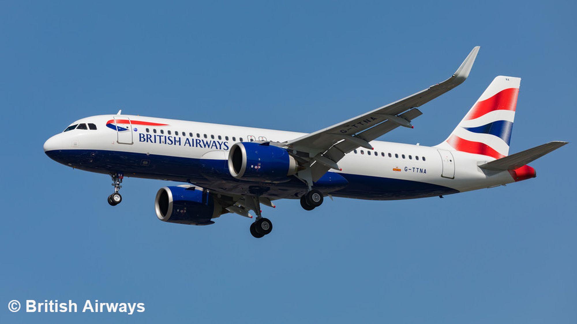 Revell-03840-Airbus-A320-neo-British-Airways Revell Neuheiten 2021
