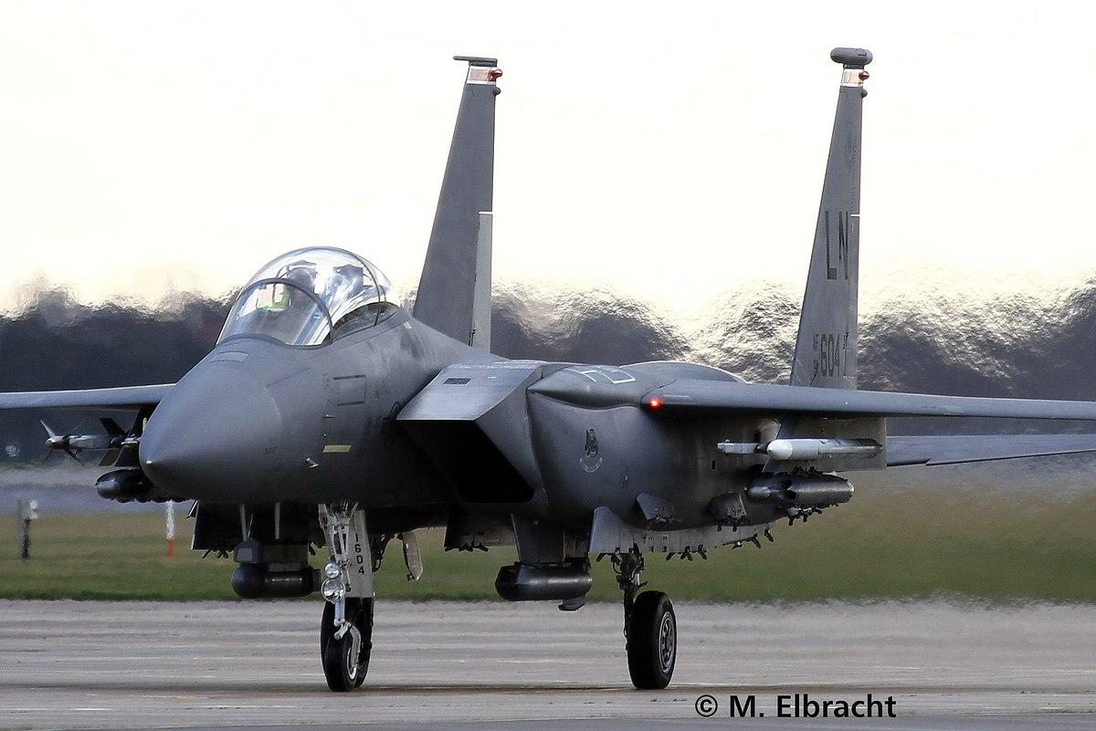 Revell-03841-F-15E-Strike-Eagle Revell Neuheiten 2021