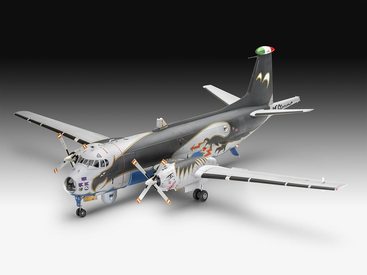 Revell-03845-Dassault-Breguet-Atlantic-1-Italian-Eagle Revell Neuheiten 2021