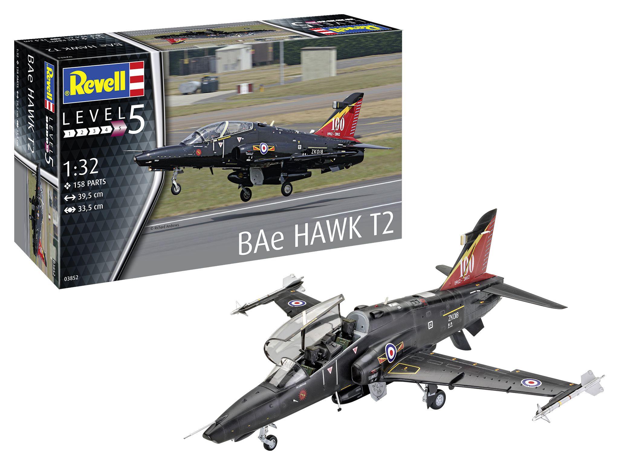 Revell-03852-Hawk-T2 Revell Neuheiten 2021