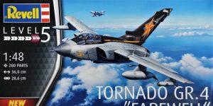 "Revell RAF Tornado ""Farewell"" in 1:48 #03853"