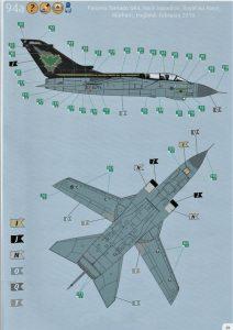 Revell-03853-Tornado-GR.-4-Farewell-5-212x300 Revell 03853 Tornado GR. 4 Farewell (5)