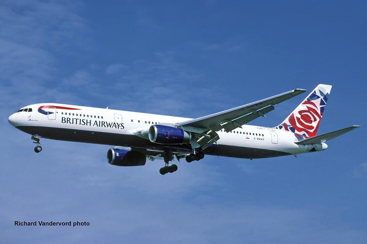 Revell-03862-Boeing-767-300ER-British-Airways-Chelsea-Rose Revell Neuheiten 2021