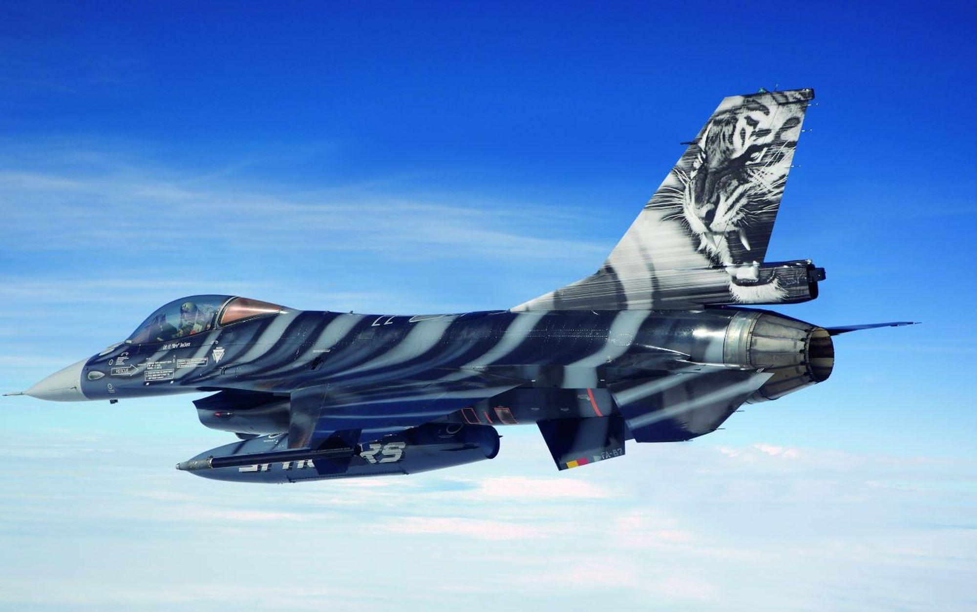 Revell-05671-Gift-Set-NATO-Tiger-Meet-60th-Anniversary_F-16-Mlu-Tigermeet_A Revell Neuheiten 2021