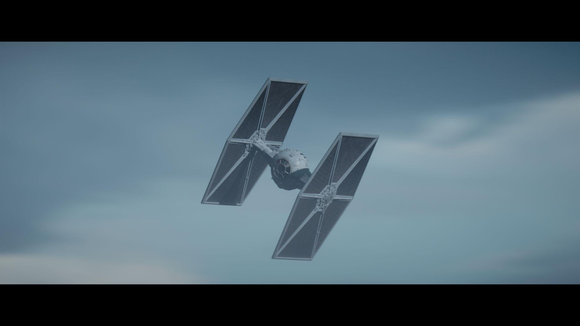 Revell-06782-The-Mandalorian-Outland-TIE-Fighter Revell Neuheiten 2021