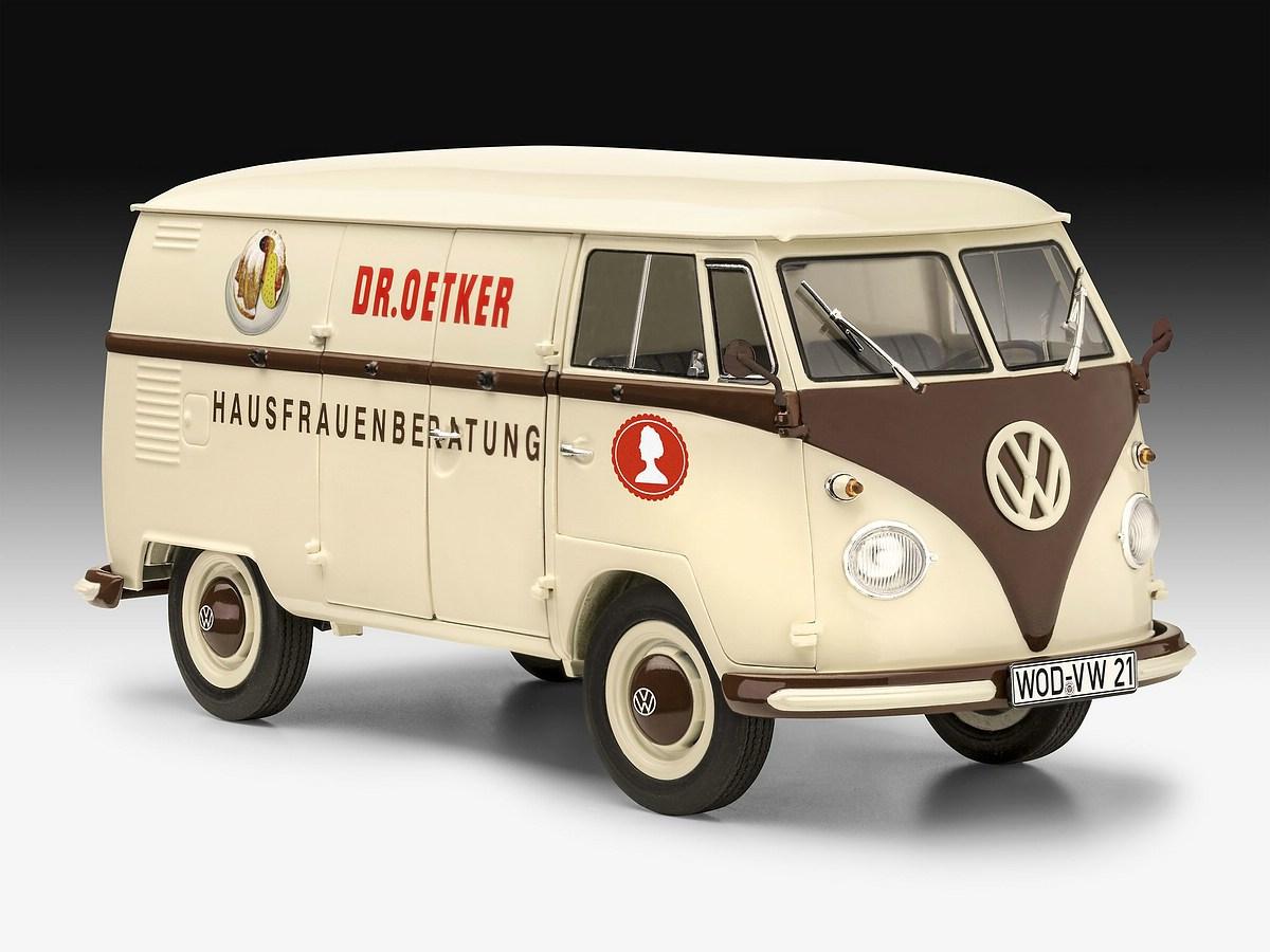 Revell-07677-VW-T1-Dr.-Oetker Revell Neuheiten 2021