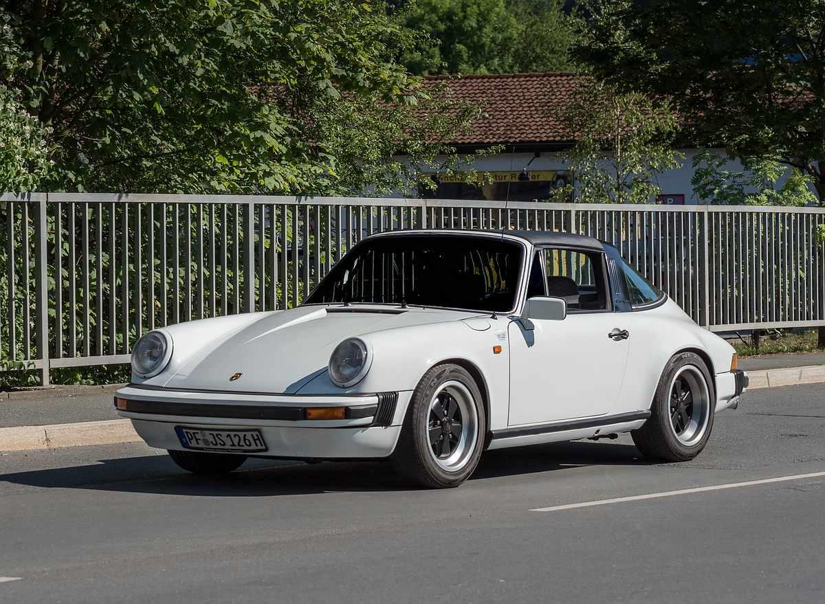Revell-07689-Porsche-911-G-Model-Targa Revell Neuheiten 2021