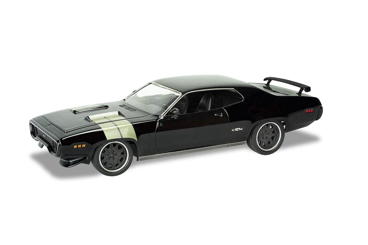 Revell-07692-Fast-Furious-Dominics-1971-Plymouth-GTX Revell Neuheiten 2021
