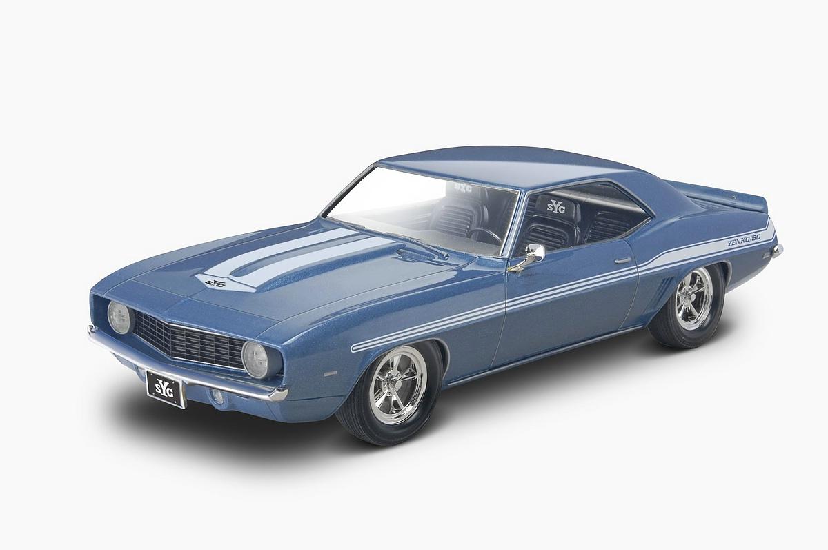 Revell-07694-Fast-Furious-1969-Chevy-Camaro-Yenko Revell Neuheiten 2021