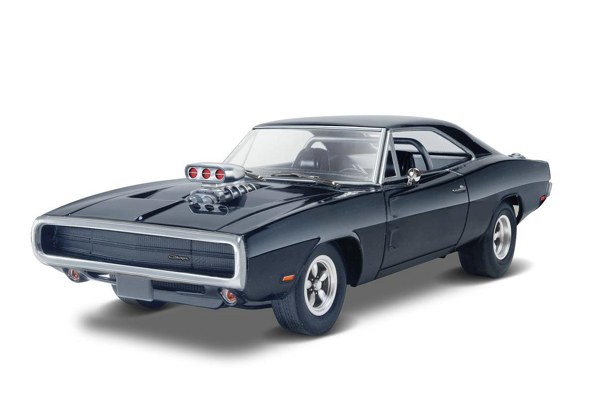 Revell-7693-Fast-Furious-Dominics-1970-Dodge-Charger Revell Neuheiten 2021