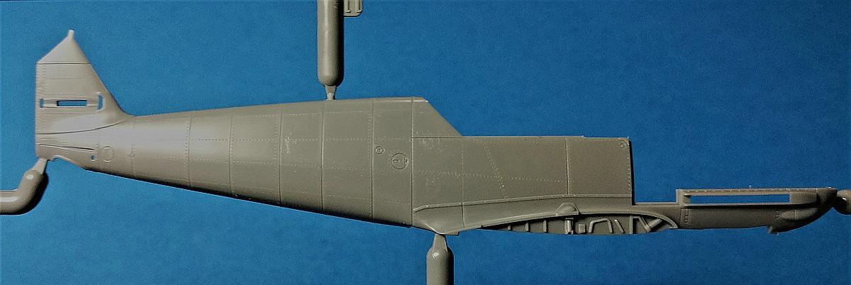 Special-Hobby-SH-72439-Messerschmitt-Bf-109-E-4-18 Messerschmitt Bf 109 E-4 in 1:72 von Special Hobby # SH 72439