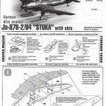 Zvezda-7323-Junkers-Ju-87-with-Skis-37-150x150 Junkers Ju 87 with skis in 1:72 von Zvezda # 7323