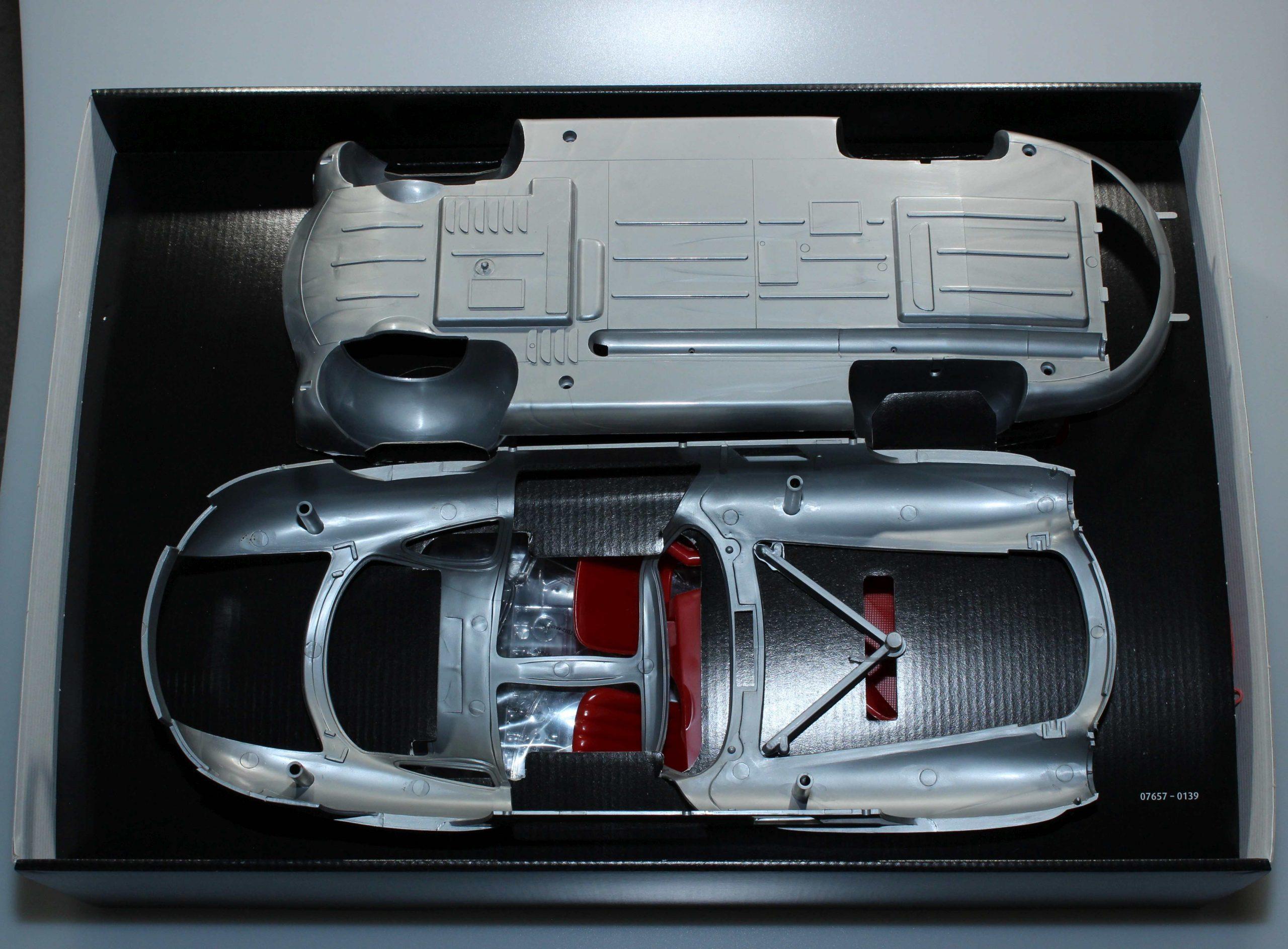 300SL_18-scaled Mercedes 300 SL von Revell in 1:12