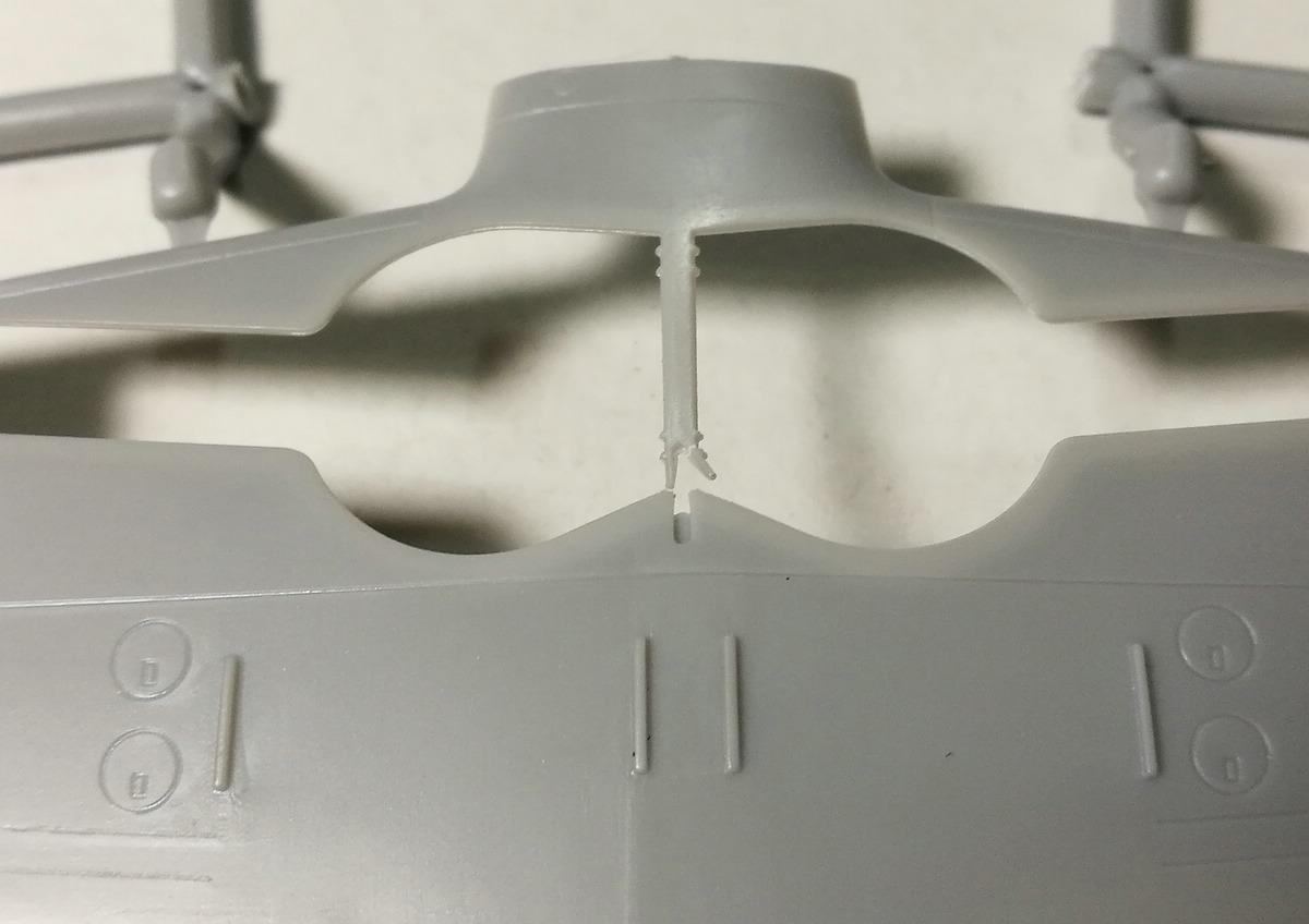 AA-Models-4810-Messerschmitt-Me-209-V4-34 Messerschmitt Me 209 V4 in 1:48 von A&A Models # 4810
