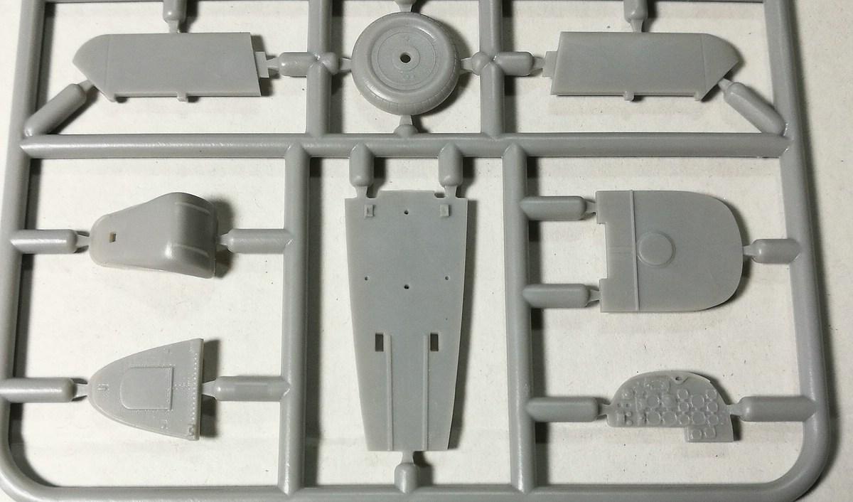 AA-Models-4810-Messerschmitt-Me-209-V4-41 Messerschmitt Me 209 V4 in 1:48 von A&A Models # 4810