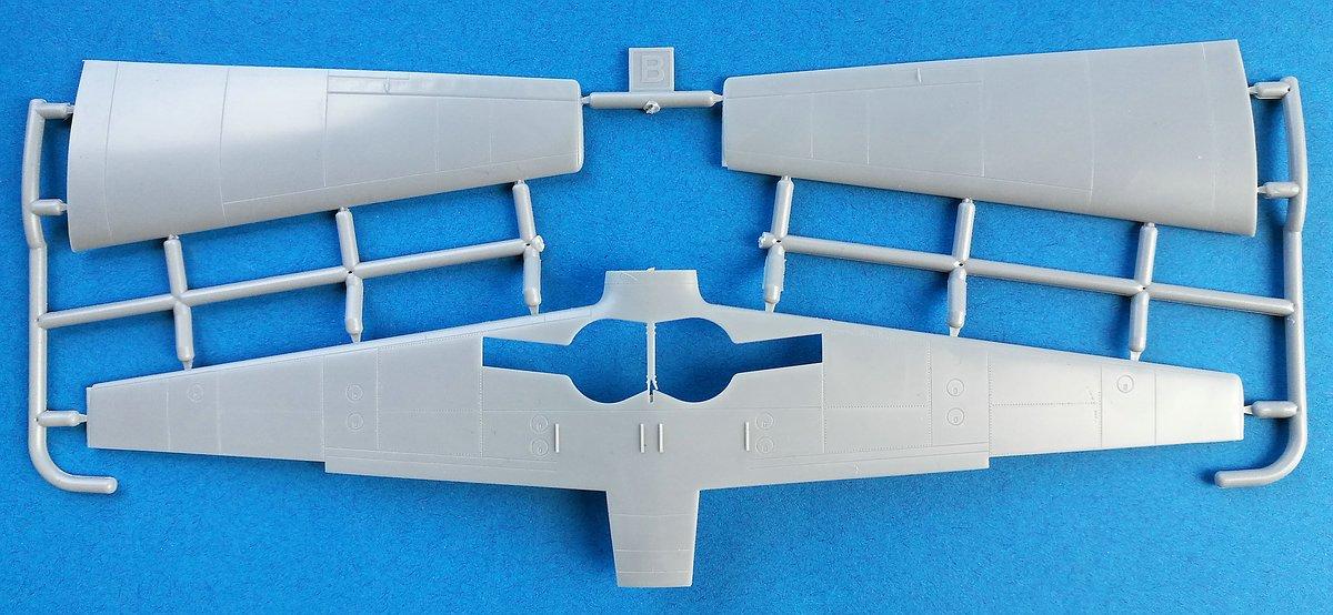 AA-Models-4810-Messerschmitt-Me-209-V4-6 Messerschmitt Me 209 V4 in 1:48 von A&A Models # 4810