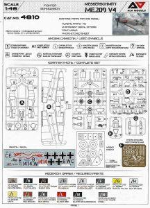 AA-Models-4810-Messerschmitt-Me-209-V4-7-216x300 A&A Models 4810 Messerschmitt Me 209 V4 (7)