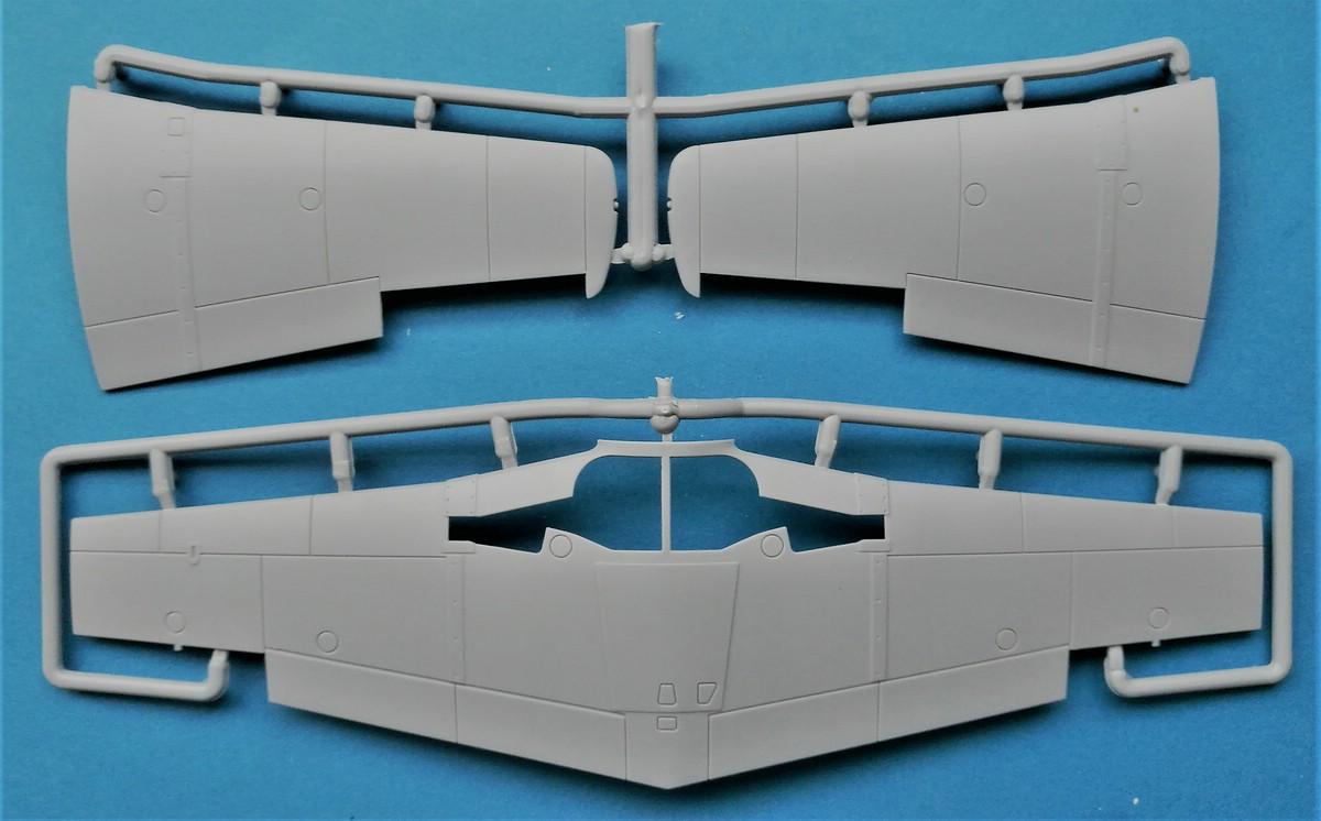 ARK-Models-AK-48050-Lavochkin-La-11-22 Lavochkin La-11 in 1:48 von ARK Models #AK 48050