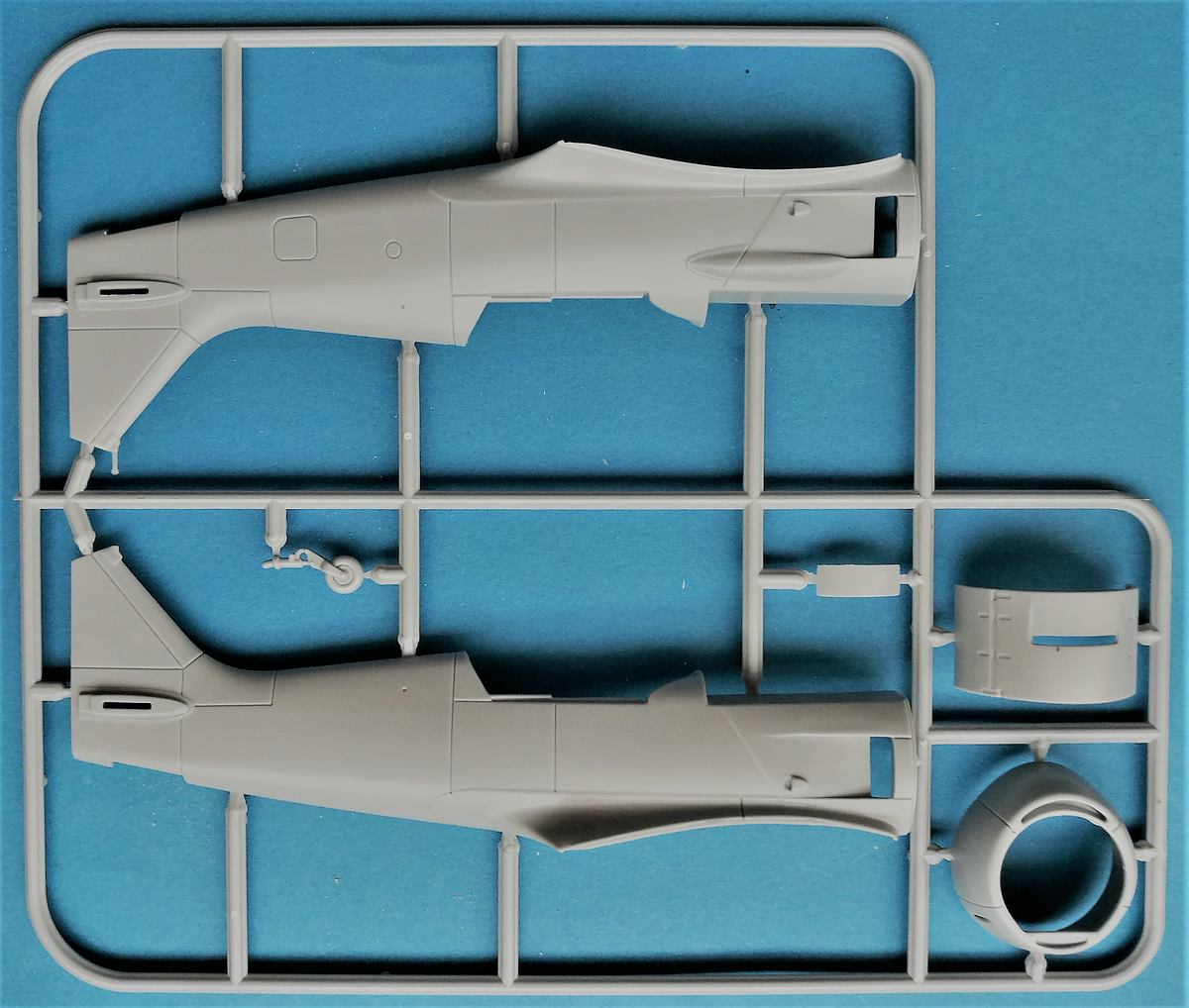 ARK-Models-AK-48050-Lavochkin-La-11-6 Lavochkin La-11 in 1:48 von ARK Models #AK 48050