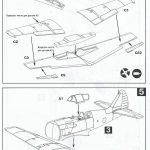ARK-Models-AK-48050-Lavochkin-La-11-Bauanleitung-5-150x150 Lavochkin La-11 in 1:48 von ARK Models #AK 48050