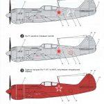 ARK-Models-AK-48050-Lavochkin-La-11-Markierungsanleitung-1-150x150 Lavochkin La-11 in 1:48 von ARK Models #AK 48050