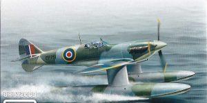 Spitfire Mk. Vb Floatplane in 1:72 von Brengun # BRP 72009
