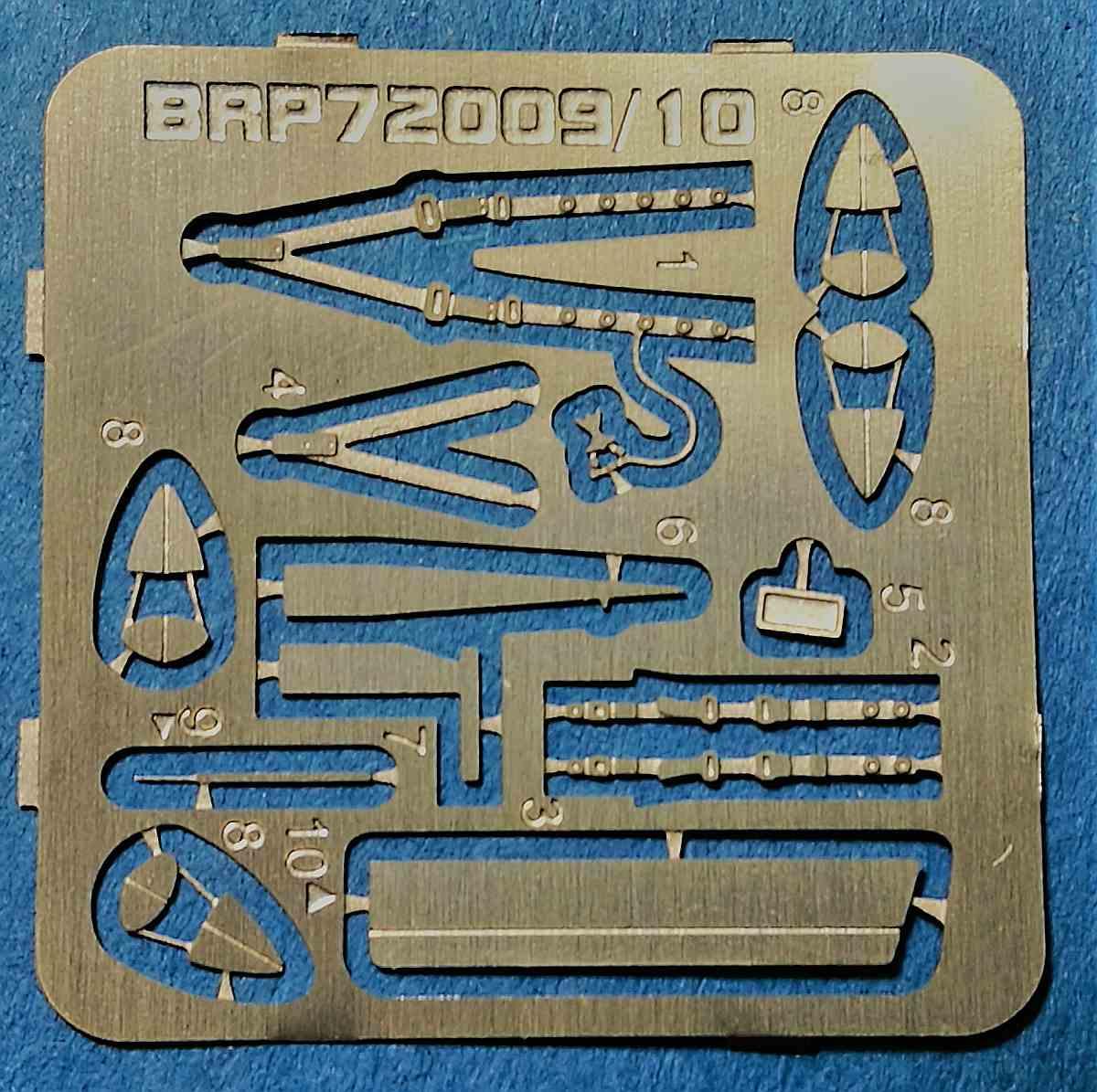 Brengun-BRP-72009-Spitfire-Mk.-Vb-Floatplane-24 Spitfire Mk. Vb Floatplane in 1:72 von Brengun # BRP 72009