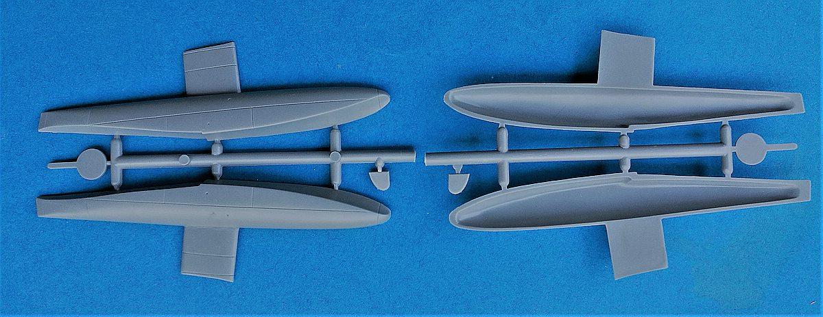Brengun-BRP-72009-Spitfire-Mk.-Vb-Floatplane-5 Spitfire Mk. Vb Floatplane in 1:72 von Brengun # BRP 72009