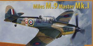 Miles M.9 Master Mk. I in 1:48 von Dora Wings #DW 48033