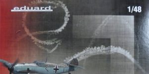 """Eduard Limited Edition """"Adlerangriff"""" (die Bf-109 in der Luftschlacht um England) in 1:48 #11144"""