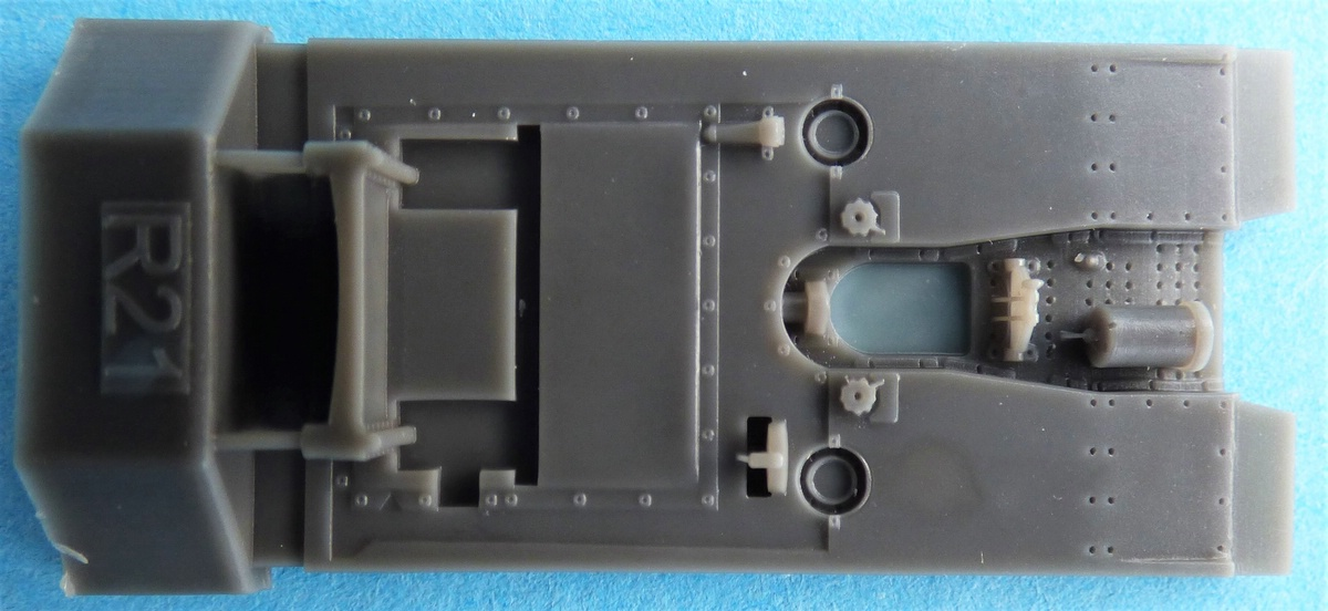 Eduard-648600-F-6D-Cockpit-10 Cockpit Detaillierungsset für die F-6D Mustang Aufklärer von Eduard in 1:48 #648600