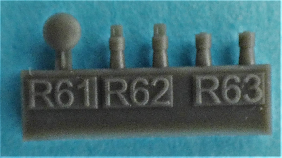 Eduard-648601-AN-ALE-41-Chaff-Dispenser-6 AN/ALE-41 Caff-Dispenser von Eduard Brassin in 1:48 #648601