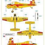 Eduard-7097-Z-37-Cmelak-ProfiPAck-Bauanleitung-14-150x150 Let Z-37 Cmelak als ProfiPack in 1:72 von Eduard # 7097