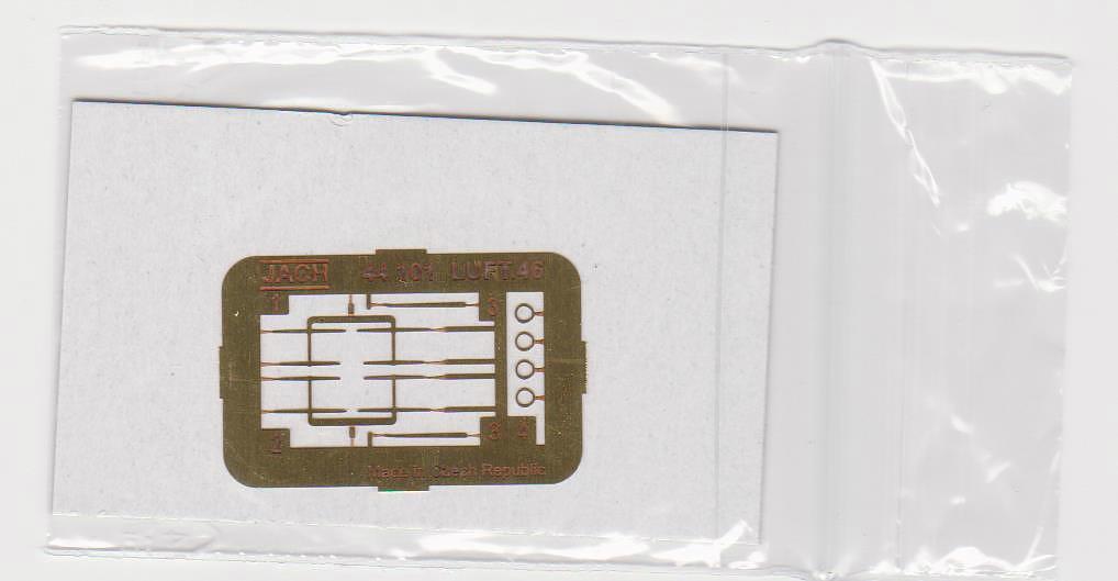 JACH-44104-und-44105-Lippisch-P.20-1zu144-5 Lippisch P.20 in 1:144 von JACH #44104 und 44105