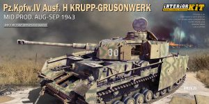 Panzer IV Ausf. H in 1:35 von MiniArt #35330