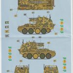 Revell-03315-Grille-Ausf.-M-Bauanleitung-17-150x150 Sturmpanzer Grille Ausf. M in 1:72 von Revell # 03315