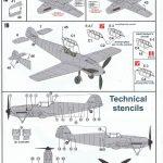 AZ-Model-7660-Bf-109-E-3-over-Spain-Bauanleitung3-150x150 Messerschmitt Bf 109 E-3 over Spain in 1:72 von AZ Model # 7660