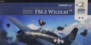 FM-2 Wildcat in 1:72 von Arma Hobby # 70031
